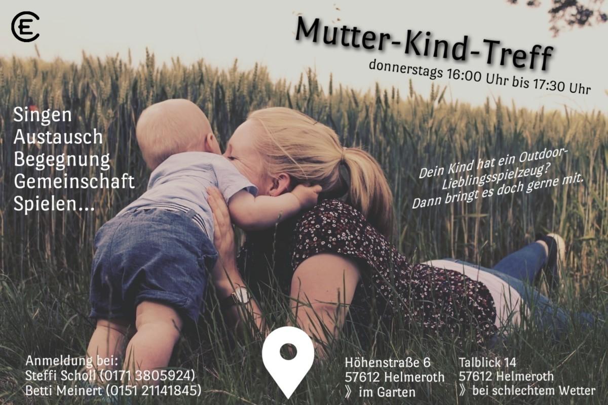 Flyer-Mutter-Kind-Kreis